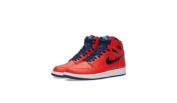 Nike Jordan Hombres de Air Jordan 1 Retro High OG Zapatillas de ...