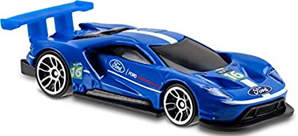 Hot Wheels  H W Speed Graphics  Ford Gt Race