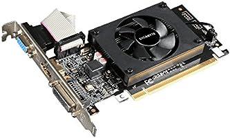 Gigabyte gv-n710d3 – 1 G Tarjeta gráfica NVIDIA GeForce gt710 1800 MHz 1 GB PCI Express 2.0