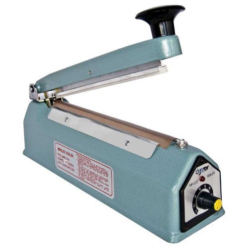 8 inch impulse sealer with cutter - 6