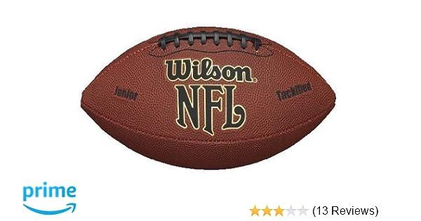 5939d79695f Amazon.com   NFL Junior All Pro Composite Football   Youth Footballs    Sports   Outdoors