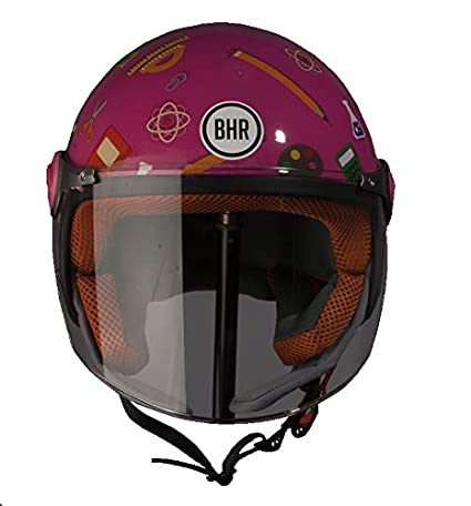 Gufo YM BHR 94108 Casco Bimbo Modello 713
