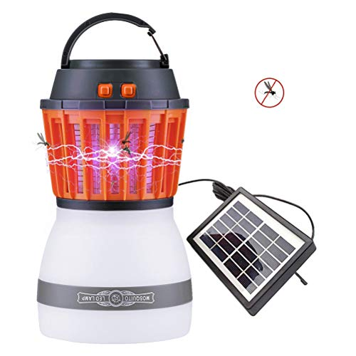 Solar Insect Zapper Lights in US - 9