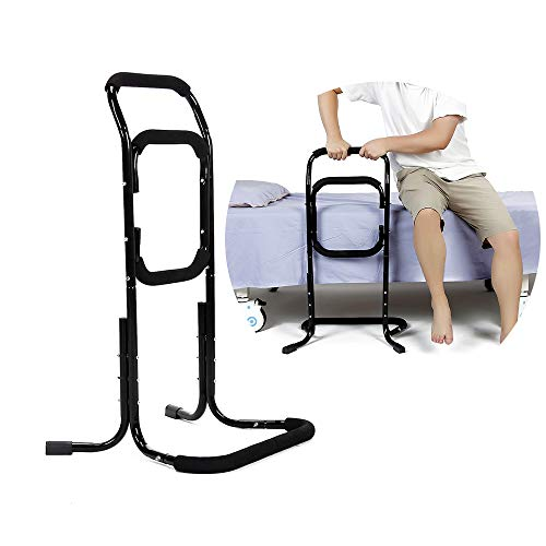 Bed Rails For Elderly Seat Lift Assist Chair Lift Devices Grab Bar For Bed Stand Assist Handicap Mobility For Lift Chair Couch Sofa Disabled Senior Support Handles Accessories Products Fall Protection (Rail Chairs)