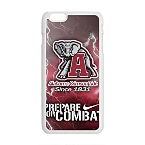Happy Alabama Crimson Tide Cell Phone Case for Iphone 6 Plus