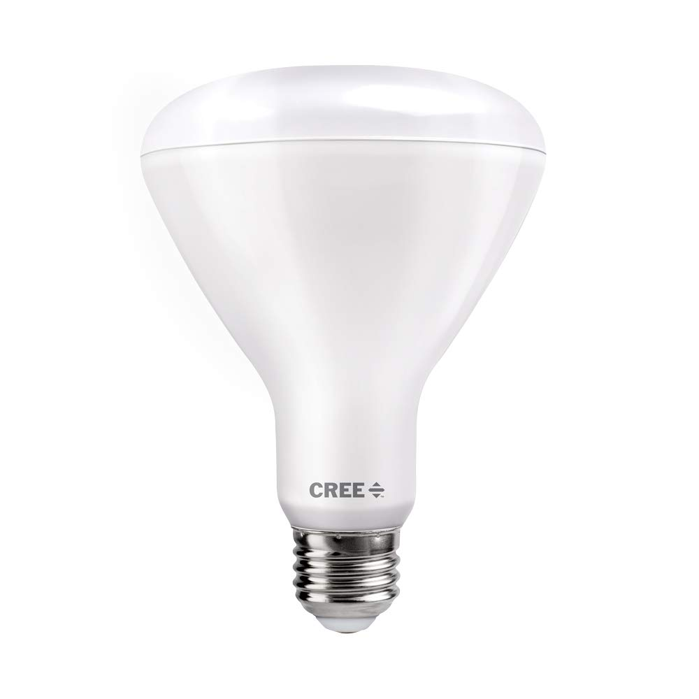 Bright White Cree TBR30-14030FLFH25-12DE26-1-11 BR30 100W Equivalent LED Light Bulb