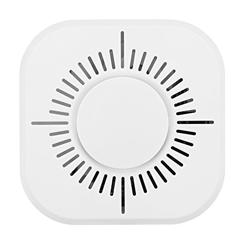 Detector de Fugas de Agua Alarma Acústica Baño Doméstico Sensor de Desbordamiento de Fugas de Cocina Para Baño Cocina...