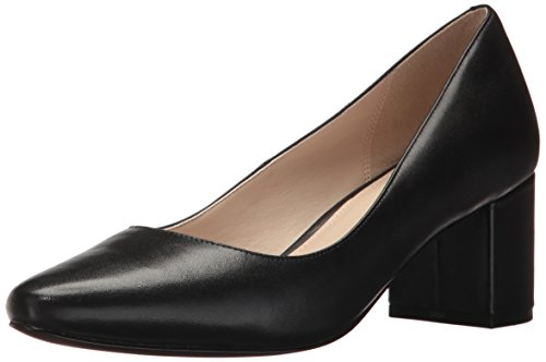 Cole Haan Women's Justine 55MM Pump Black Leather discount top quality cheap sale amazon quality free shipping sale purchase clearance countdown package 3UltSS
