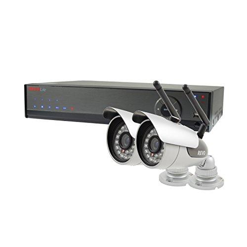 REVO-Lite-4-Ch-500GB-960H-DVR-Surveillance-System-with-4-700TVL-Bullet-Cameras