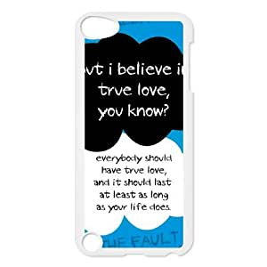 John--The Fault in Our Stars Awesone Durable PC Case Cover FOR Ipod Touch 5 TPUKO-Q809774