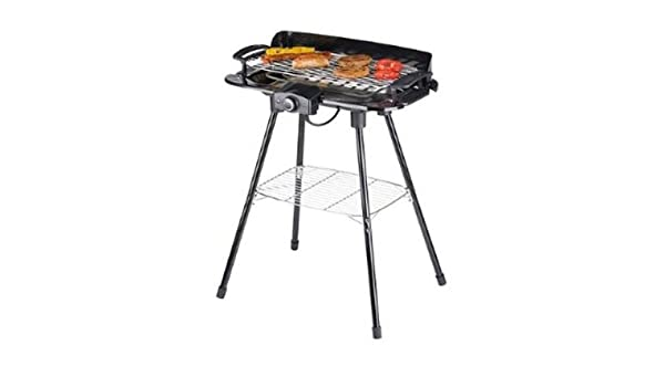 BBQ grilliwagen eléctrico Barbacoa Parrilla eléctrica para ...