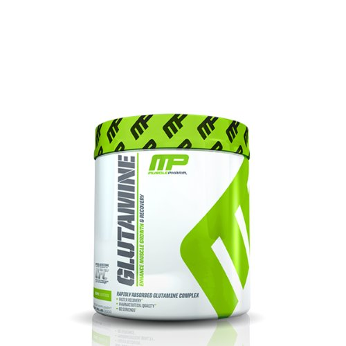 Muscle Pharm Glutamine Rapidly Absorbed Glutamine Complex 300 Grams, Health Care Stuffs