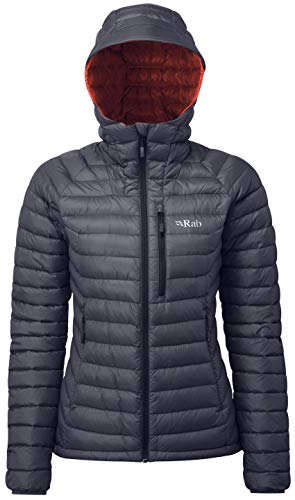 RAB Microlight Alpine Jacket - Women's Steel/Passata 14