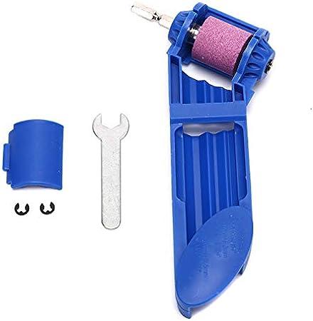 Portable Drill Bit Sharpener Corundum Grinding Wheel for Grinder Polishing Tool