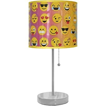 Amazon.com: Emoji Pals All Over Stick Lamp | Metal base: Kitchen ...