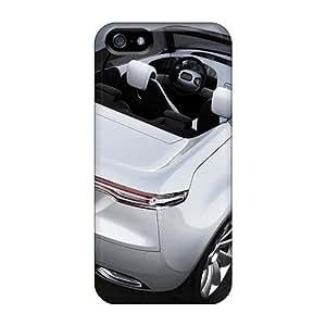 New Tpu Hard Case Premium Iphone 5/5s Skin Case Cover(saab 9x Air)