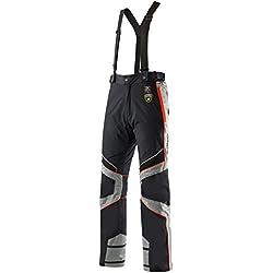 Automobili Lamborghini Mens Ski Pants 58 Black