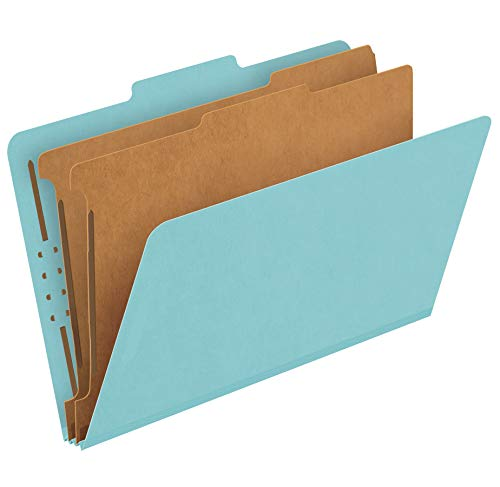 (Globe-Weis 100% Recy. 2-Div Classification Folders (Globe-Weis))