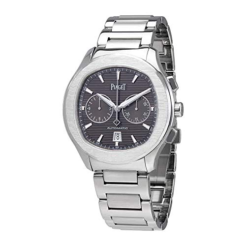 Piaget Polo S Chronograph Automatic Silver Dial Men's Watch G0A42005