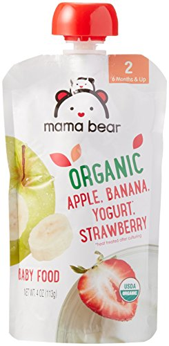 Buy organic yogurt for babies