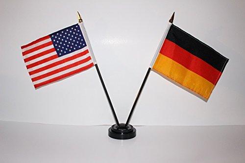 US USA American and Germany German 4