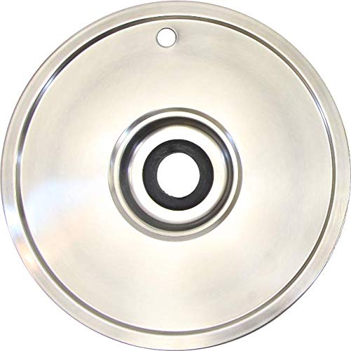SS Brewing Technologies Flat Lid, 7-Gallons