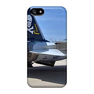 Quality Mwaerke Case Cover With F 14 Tomcat Rear View Nice Appearance Compatible With Iphone 5/5s