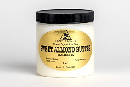 Sweet Almond Butter Organic Cold Pressed Raw Grade A Premium Quality Natural Fresh Pure 8 - And D G Rose One The Perfume