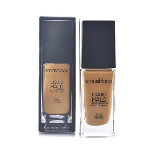 SMASHBOX Liquid Halo HD Foundation SPF 15 ~ 1 - 4