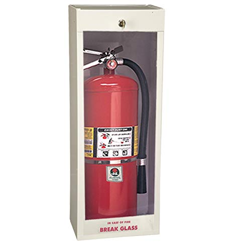 JL Classic Series 9263Z30 10-Pound Fire Extinguisher Cabinet 999G
