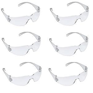 3M Virtua Protective Eyewear (6- Pack)