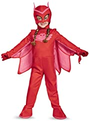 PJ Masksfollows the thrilling night time exploits of three young friends who transform into their dynamic super hero alter egos, Cat boy, Owlette and Gekko. Here comes Owlette, who is able to see in the dark using Owl Eyes and fly by using S...