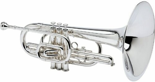 Blessing Marching Mellophone w/Case Band-BM-100