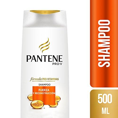 Pantene Pro-V Fuerza y Reconstrucción Shampoo 500ml