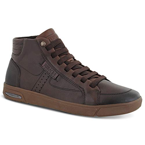 Bota Float Masculino Ferracini Tabaco