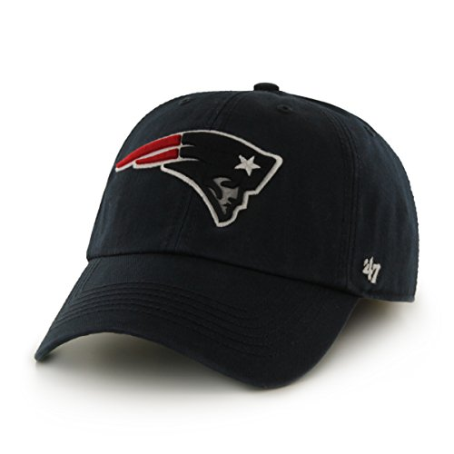 NFL New England Patriots '47 Franchise Fitted Hat, Navy, Small