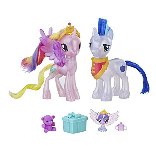 Doll Accessory Pack - My Little Pony MLP Holiday Small Collection Pack Fashion Doll Accessories
