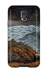 Alison Marvin Feil's Shop Case Cover, Fashionable Galaxy S5 Case - Angel