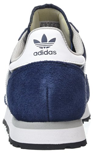 adidas Haven, Zapatillas para Hombre Azul (Collegiate Navy / Footwear White / Clear Granite)