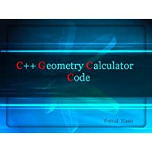 C++ Code Calculatrice Géométrie (French Edition)