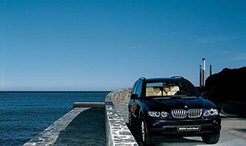 BMW X5 (101x60 cm \ 40x24 inch) Poster Seda Cartel High ...