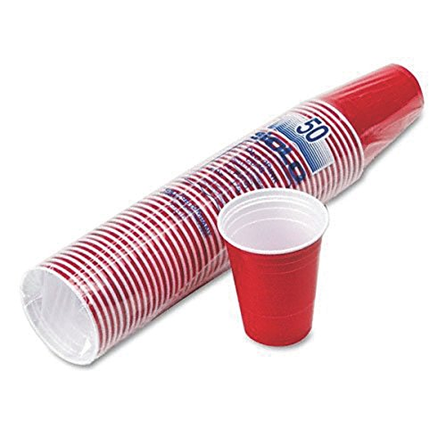 Red Solo Cups 16oz pack product image