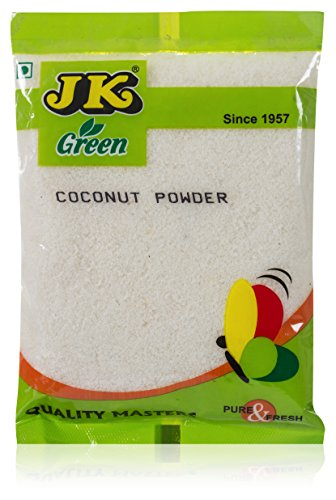 JK Dessicated Coconut Powder (Natural, Vegan & Dairy-free) 3.53 Oz / (Dessicated Coconut)