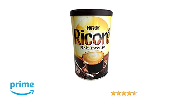Amazon.com : Nestle Ricore Instant Drink Intense Black 8.5oz : Grocery & Gourmet Food