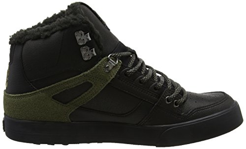 Nero Basse Shoes Spartan High WC Olive Scarpe DC WNT Uomo Ginnastica Black da avZqqBpR