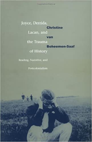 Joyce, Derrida, Lacan and the Trauma of History: Reading, Narrative, and Postcolonialism