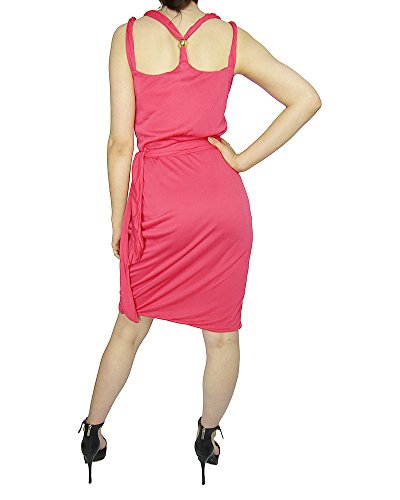 Temperley Kleid Linie A Rosa Alice By Damen Pink a485wqP5