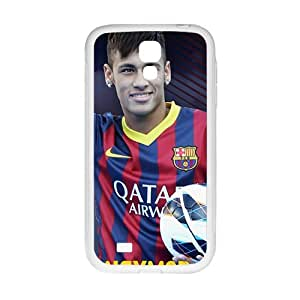 Hansome Neymar Design Hard Case Cover Protector For Samsung Galaxy S4 by mcsharks