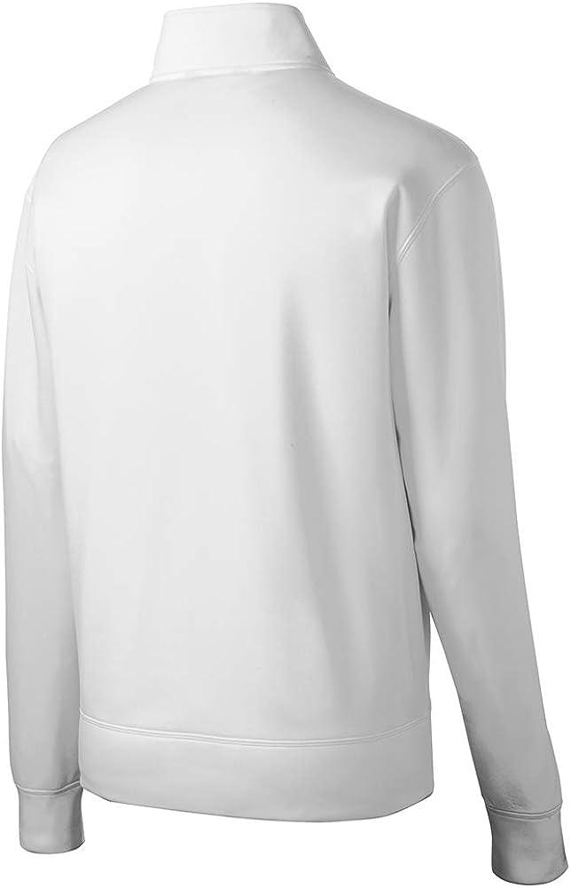 DRIEQUIP Mens Fleece Full-Zip Jacket Sizes XS-4XL