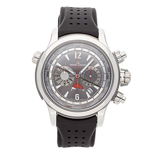 (Jaeger-LeCoultre Master Compressor Mechanical (Automatic) Grey/Charcoal Dial Mens Watch Q1766440 (Certified Pre-Owned) )